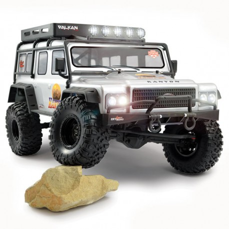 CRAWLER FTX KANYON 4X4 RTR 1:10 XL TRAIL