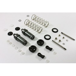 Front Shock Absorber Set complete (2 pcs) 1:8