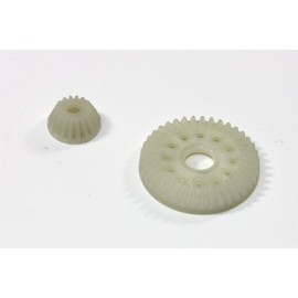 TEAM C TU0436 Polyaramid Differential Gear 16T/39T 4WD