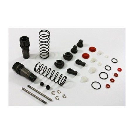 Alu Front Shock Absorber (2 pcs) 4WD Comp. Buggy