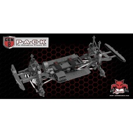 RedCat Racing Crawler Gen8 P-A-C-K (pre-assembled chassis)