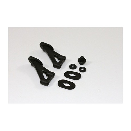 Front Body mount/wing brack 4WD Comp. Buggy