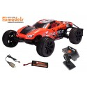 Coche RC Truggy 4 CRUSHER DF Models RTR 1:10