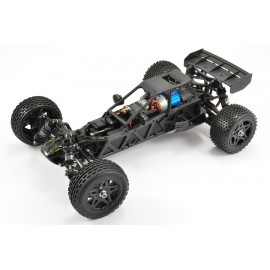 Coche RC FTX SURGE Brushed Buggy RTR 4x4 (Naranja)