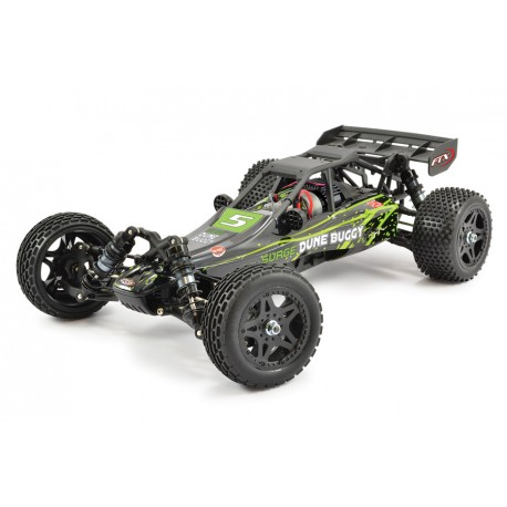 Coche RC FTX SURGE Brushed Buggy RTR 4x4 (Verde)