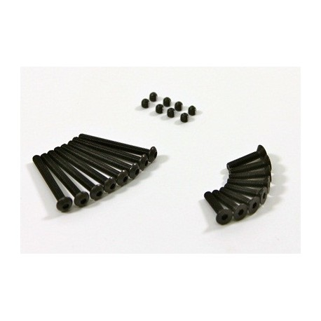 Screw Set 2WD Cent. Heckmot.