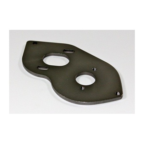 TEAM C 2WD T02208 Motor Plate 2WD Center Heckmotor