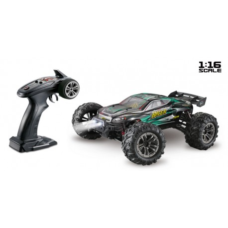 Scale 1:16 4WD High Speed Truggy RACER 2,4GHz Blac