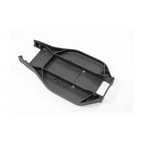 Chassis Plate TC02 Evo 2WD Comp. Buggy