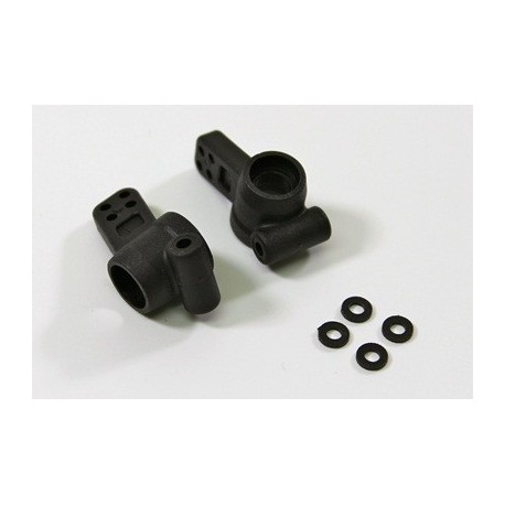 TEAM C 2WD T02124 Rear Hub Carriers (2) 2WD