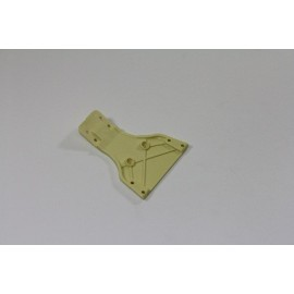 Polyaramid Chassis Plate front 2WD