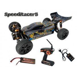 Coche Radiocontrol 1-10 Speed Racer 5 RTR