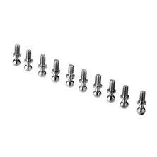"Wheel Set LP Truggy ""Dirt"" schwarz 1:8 (2 pcs)"