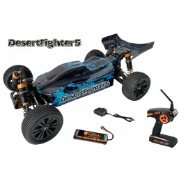Coche Radio control Desert Fighter 5 – 4WD brushed
