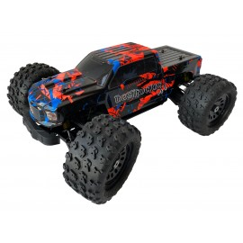 Destructor BL - 1:8 Truck brushless 3S
