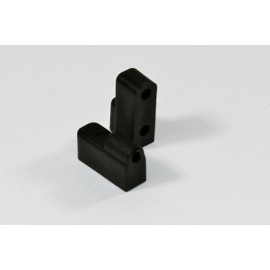 Servo Mount (2 pcs) 2WD Comp.