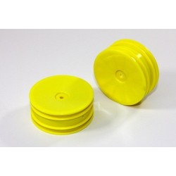 Front Rims yellow (2 pcs) 2WD Buggy
