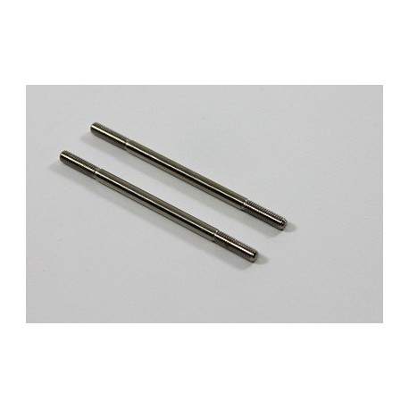 Turnbuckle 3x54mm (2 pcs) 2WD Buggy