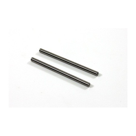 Hinge Pin rear inner 3x48 mm (2 pcs) 2WD