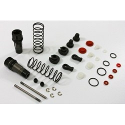 Front Shocks complete (2 pcs) Comp. Buggy