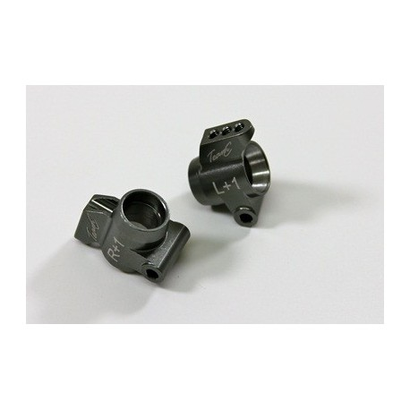 Alu Rear Hub 1Gr (2 pcs) 2WD