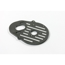 Alu motor mount for 2WD
