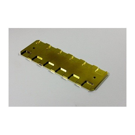 Brass Battery Tray 2WD