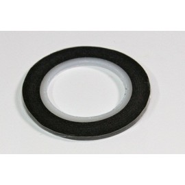 ABSIMA 2440004 Lining Tape 2mm/10m black
