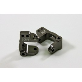 TEAM C TU0220 Alu C-Type Holder 30Gr (2) 2WD