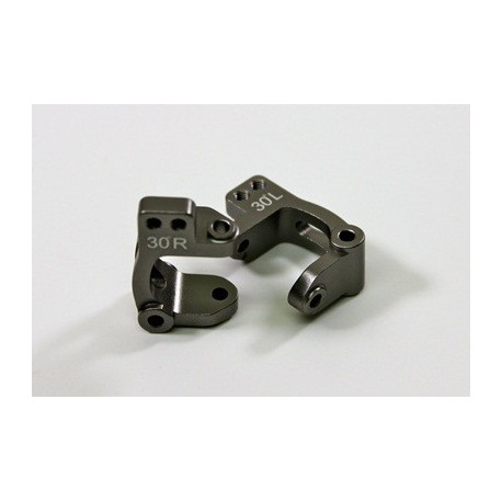 Alu C-Type Holder 30Gr (2 pcs) 2WD