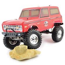 Set de herramientas de decoración para crawlers a escala 1/10