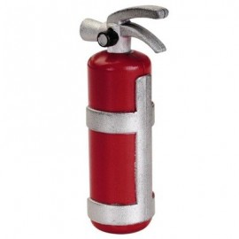 Fire Extinguisher - black (not painted)