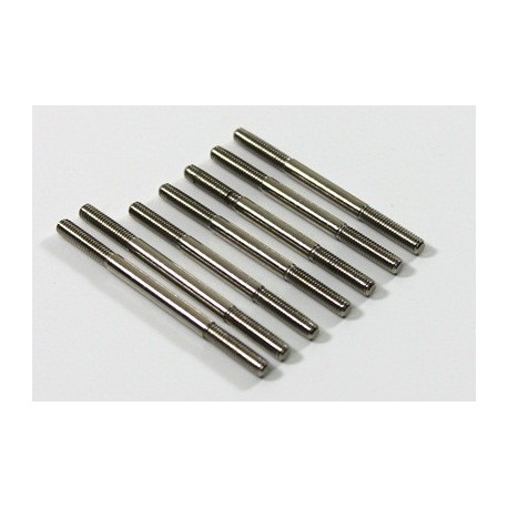 Turnbuckle 3x40/3x45mm (7 pcs) 4WD Buggy