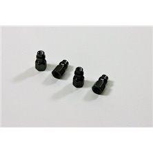 Front Rim white (2 pcs) 4WD Buggy