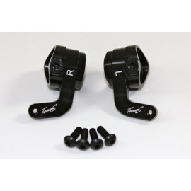 Alu Steering Block Set l/r 1:8 Comp.