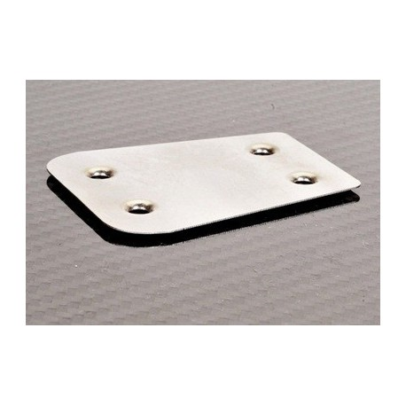 Alu Chassis Protection Plate 1:8