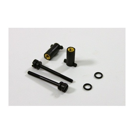 Diff. Screw/Nut 4WD Buggy