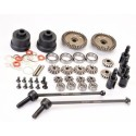 Gear-Diff. Set 4WD Buggy