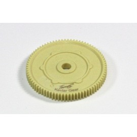 TEAM C TU0277 Polyaramid Spur Gear 80T 2WD
