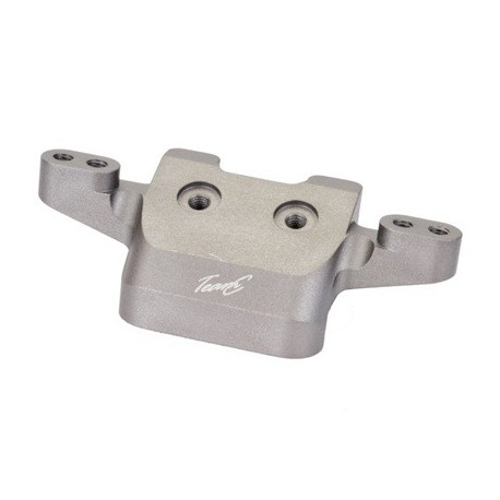 Alu Upper Suspension Arm Holder front 2WD Comp.