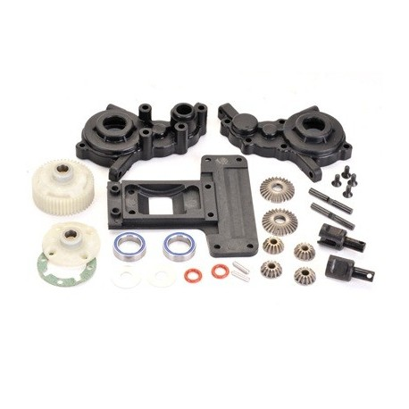 Gear Differential Set 2WD (not for Center Motor)
