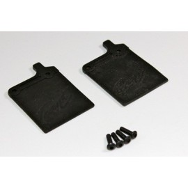 Mud Guards (2 pcs) 2WD SC Truck