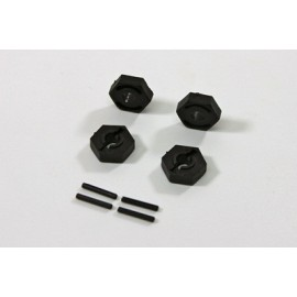 Hex Mount (4 pcs) 4WD Buggy