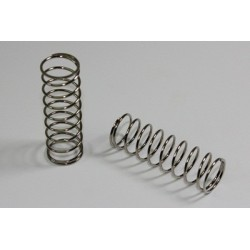 Shock Spring front (2 pcs) 2WD Truggy/SC Truck