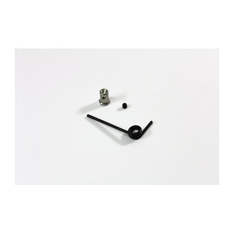 Exhaust Mounting Set 1:8 Onroad