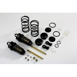 Rear Damper Set compl. (2) 1:8 Comp. Onroad
