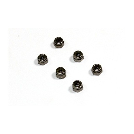 Nut Set M2.5 (6 pcs) 1:8