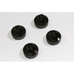 TEAM C 1/163 T08770 Shock Absorber Cover top (4) 1:8 Comp.