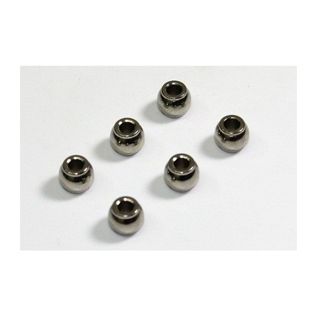 TEAM C 1/148 T08755 Ball Stud for Swaybar/Dampers 6.8mm (6) 1:8