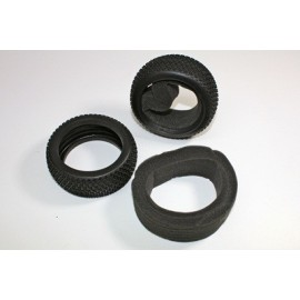 TEAM C 1/121 T08714 Tyres with Sponge 1:8 Buggy (2)